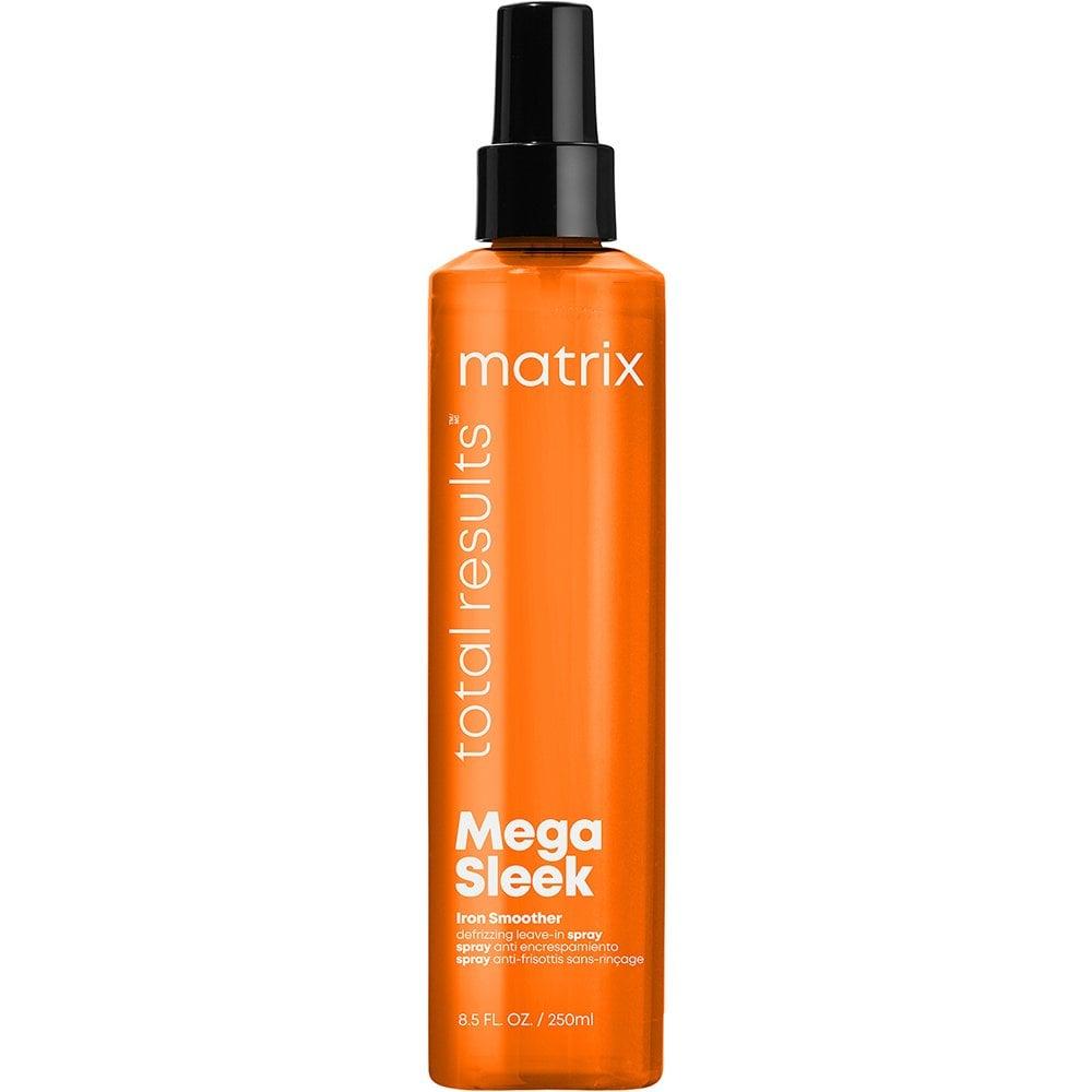Matrix Mega Sleek Спрей для гладкости волос с термозащитой Iron Smoother, 250 мл