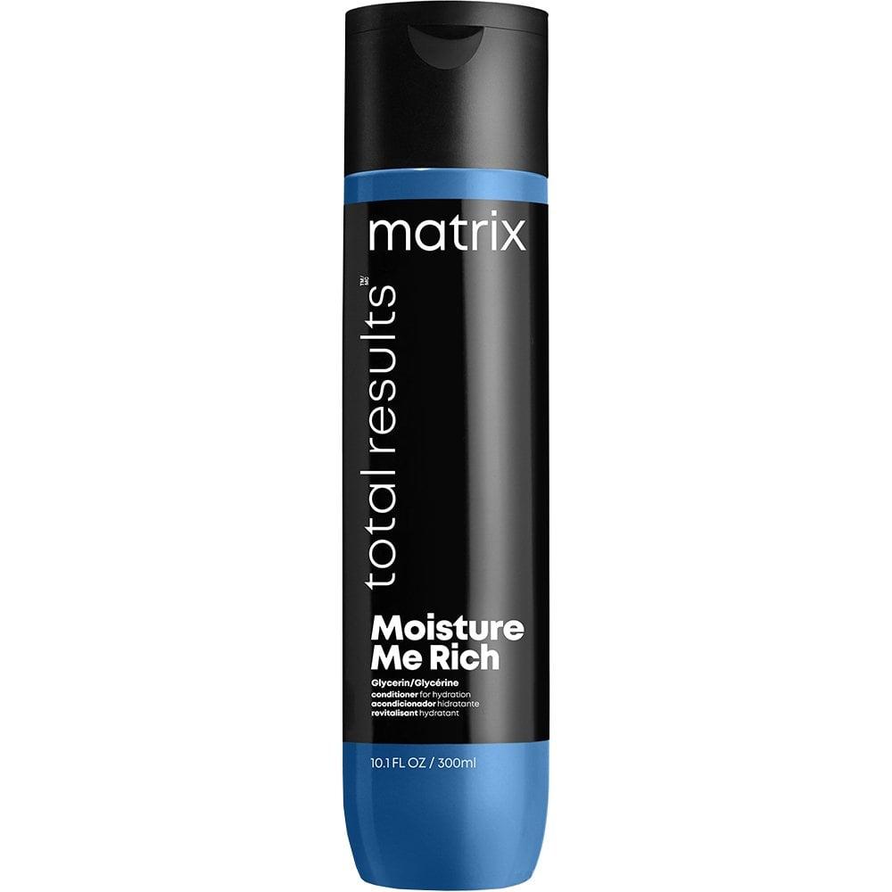 Matrix Moisture Me Rich Кондиционер для увлажнения волос, 300мл