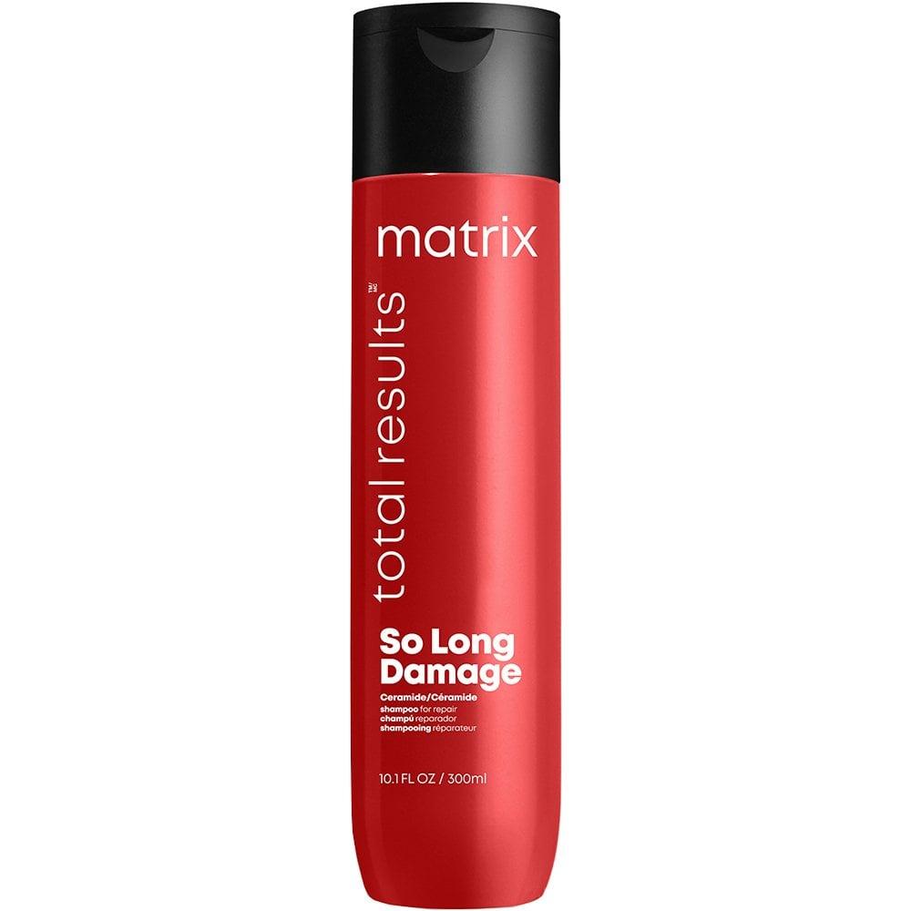 Matrix So Long Damage Шампунь для поврежденных волос, 300мл