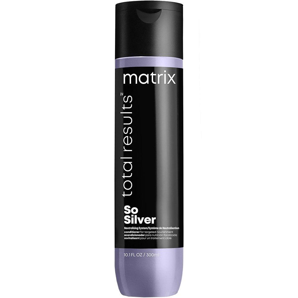 Matrix So Silver Кондиционер для светлых и седых волос, 300мл