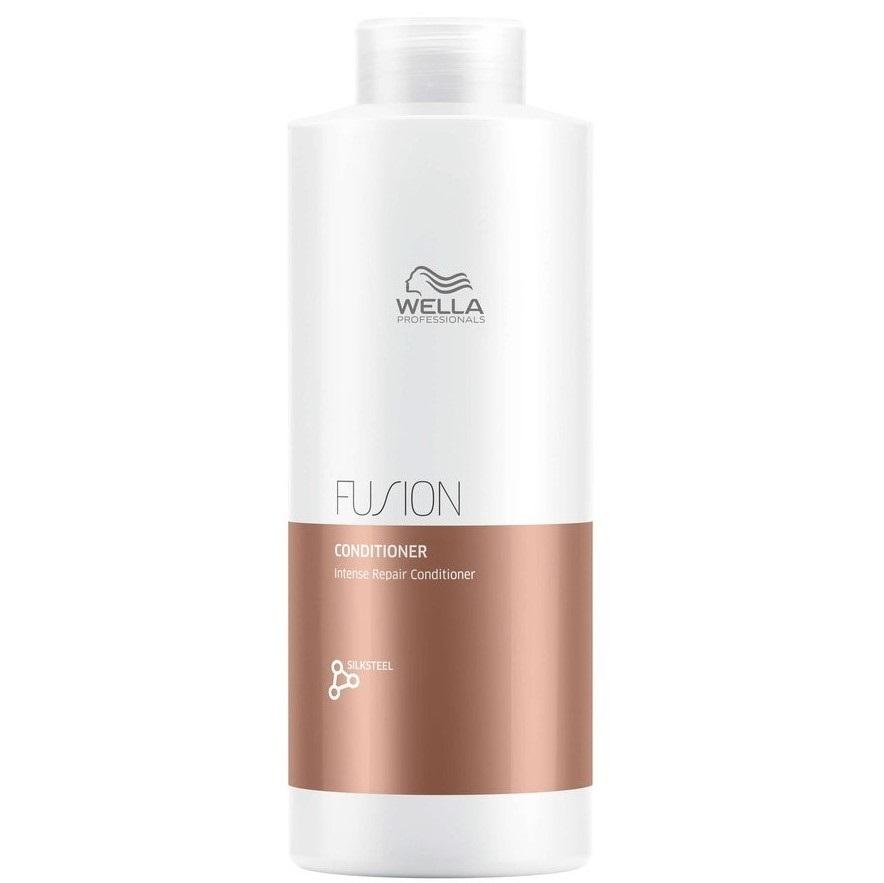 Wella Fusion Бальзам для интенсивного восстановления волос, 1000мл