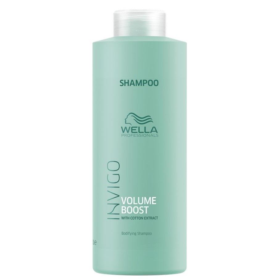 Wella Invigo Volume Boost Шампунь для объема нормальных и тонких волос, 1000мл