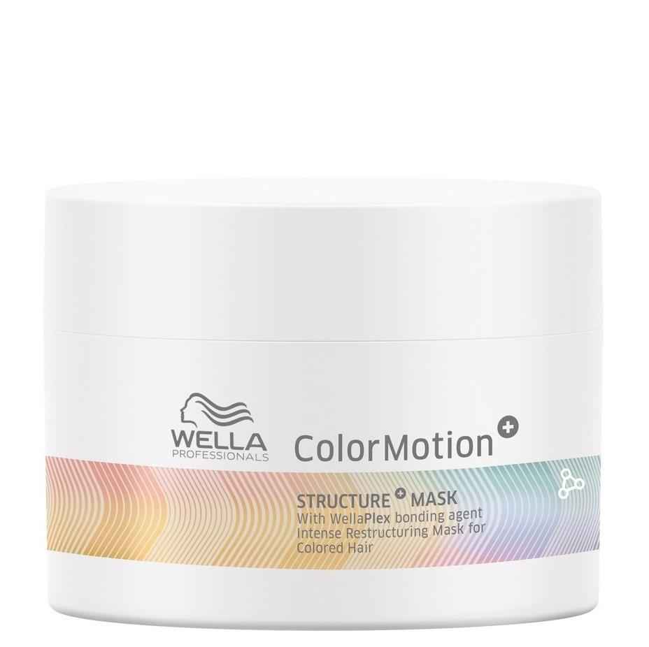 Wella Color Motion+ Маска для интенсивного восстановления окрашенных волос, 150мл