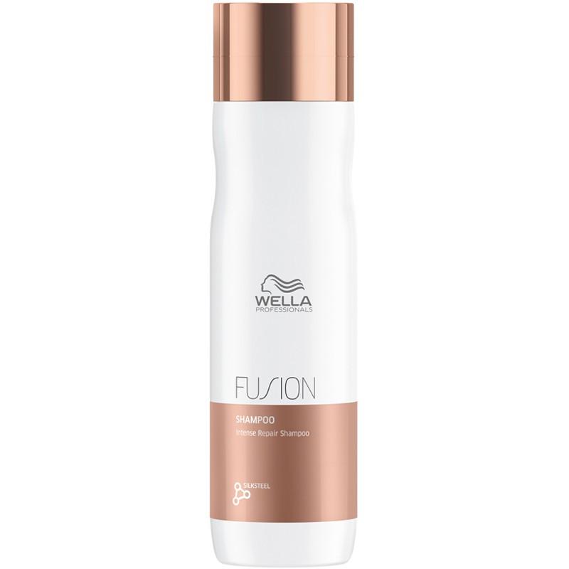 Wella Fusion Шампунь для интенсивного восстановления волос, 250мл