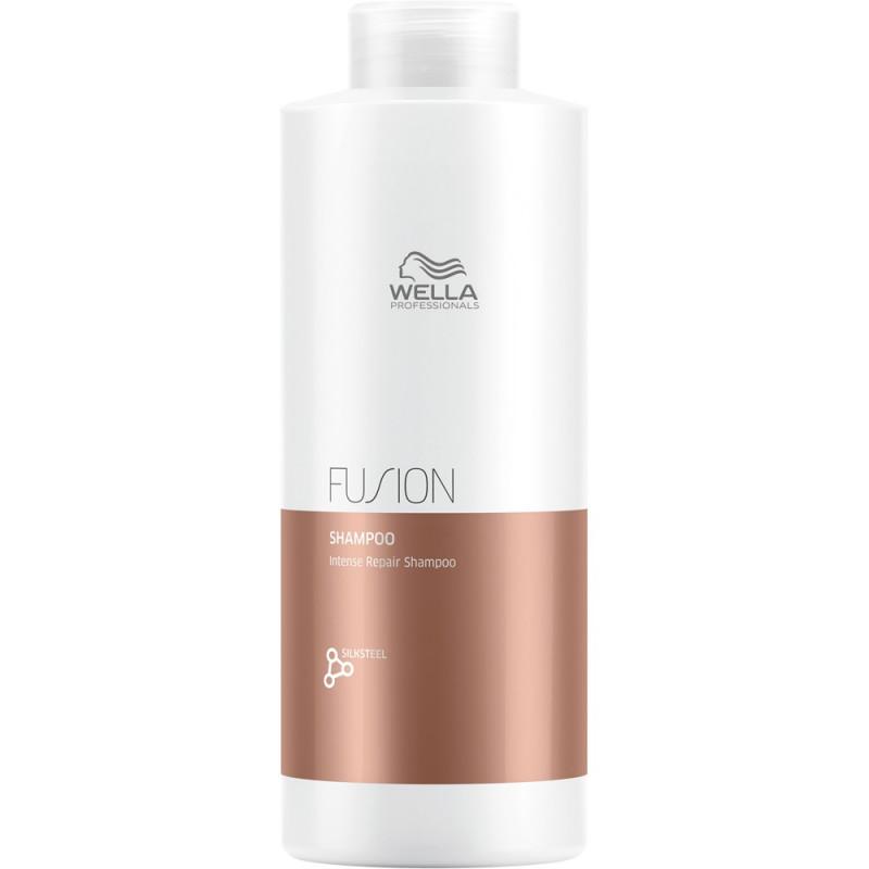 Wella Fusion Шампунь для интенсивного восстановления волос, 1000мл
