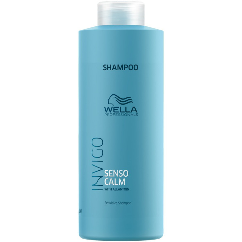 Wella Invigo Balance Шампунь для волос для чувствительной кожи головы Senco Calm, 1000мл