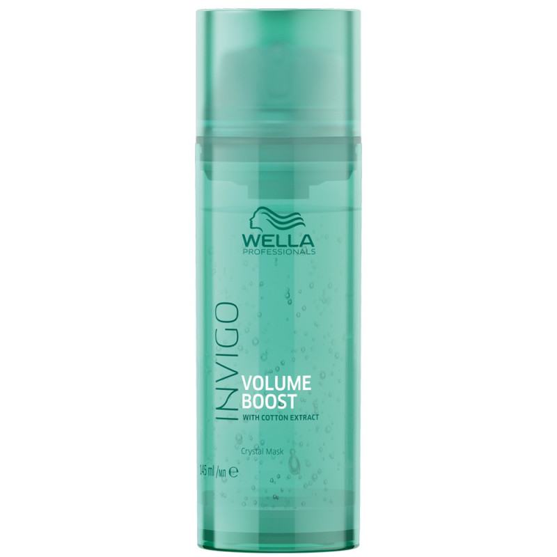 Wella Invigo Volume Boost Уплотняющая кристалл-маска для волос, 145мл
