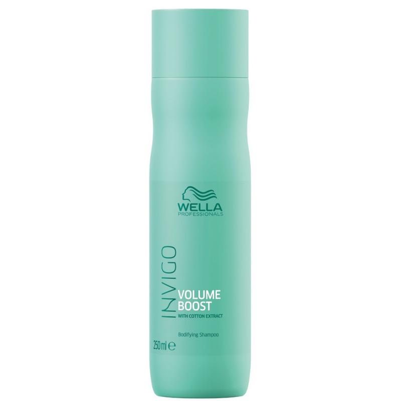 Wella Invigo Volume Boost Шампунь для объема нормальных и тонких волос, 250мл