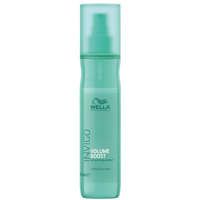 Wella Invigo Volume Boost Спрей-уход для прикорневого объема нормальных и тонких волос, 150 мл