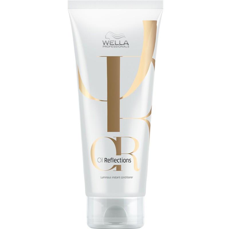 Wella Oil Reflections Бальзам для интенсивного блеска волос, 200мл