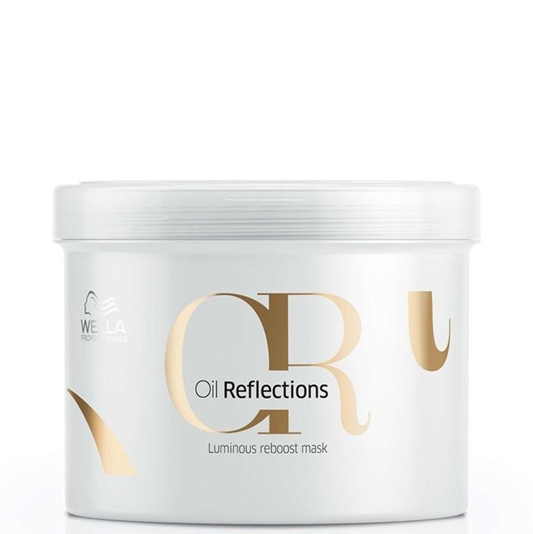 Wella Oil Reflections Маска для интенсивного блеска волос, 500мл