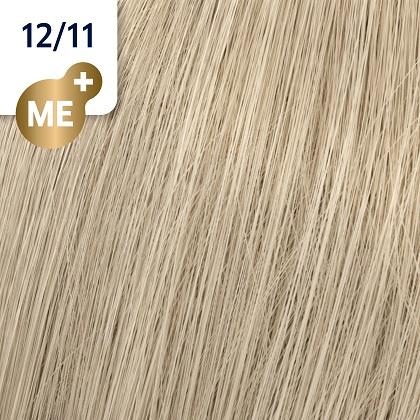 Koleston Perfect ME+ 12/11 Стойкая крем-краска Ультра яркий блонд пепельный интенсивный, 60мл