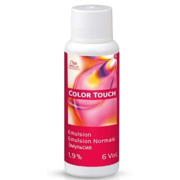 Color Touch Эмульсия (1.9%, 4%), 60мл