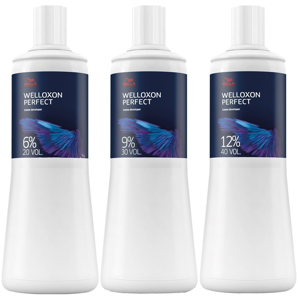 Welloxon Perfect Окислитель (6%, 9%, 12%), 1000мл