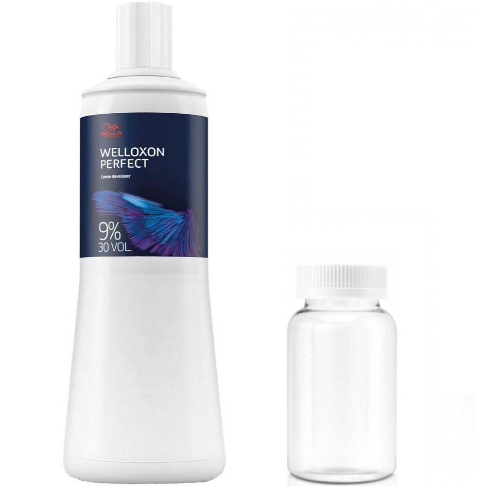 Welloxon Perfect Окислитель на розлив (6%, 9%, 12%), 60мл